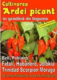 Cover Cultivarea ardei picant in gradină de legume