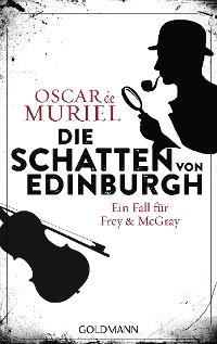 Cover Die Schatten von Edinburgh