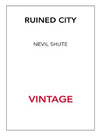Cover Ruined City