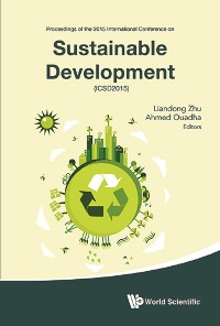 Cover Sustainable Development - Proceedings Of The 2015 International Conference (Icsd2015)