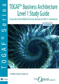 Cover TOGAF® Business Architecture Level 1 Study Guide