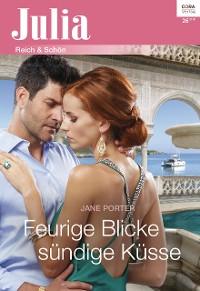 Cover Feurige Blicke - sündige Küsse
