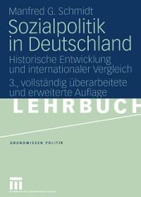 Cover Sozialpolitik in Deutschland