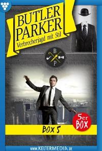 Cover Butler Parker Jubiläumsbox 5 - Kriminalroman