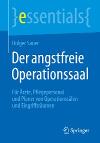 Cover Der angstfreie Operationssaal