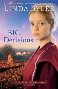 Cover Big Decisions
