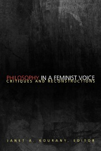Cover Philosophy in a Feminist Voice