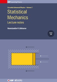 Cover Statistical Mechanics: Lecture notes