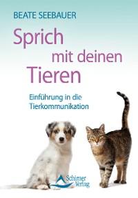 Cover Sprich mit deinen Tieren