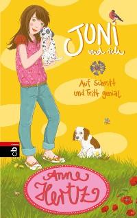 Cover Juni und ich - Auf Schritt und Tritt genial