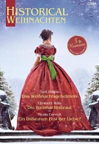 Cover Historical Weihnachten Band 14