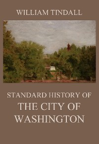 Cover Standard History of The City of Washington