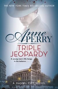 Cover Triple Jeopardy (Daniel Pitt Mystery 2)