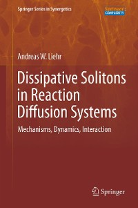 Cover Dissipative Solitons in Reaction Diffusion Systems