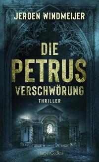 Cover Die Petrus-Verschwörung