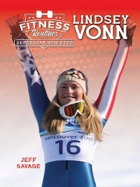Cover Fitness Routines of Lindsey Vonn