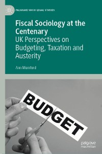 Cover Fiscal Sociology at the Centenary
