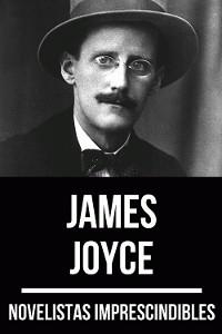 Cover Novelistas Imprescindibles - James Joyce