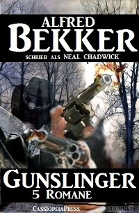 Cover Gunslinger (5 Romane)