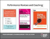 Cover Performance Reviews and Coaching: The Performance Management Collection (5 Books)