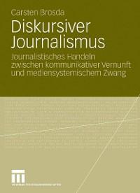 Cover Diskursiver Journalismus