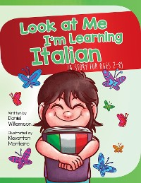 Cover Look At Me I'm Learning Italian
