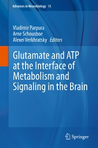 Cover Glutamate and ATP at the Interface of Metabolism and Signaling in the Brain