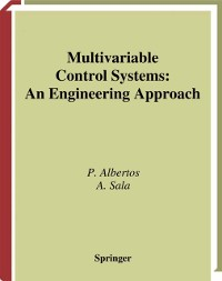 Cover Multivariable Control Systems