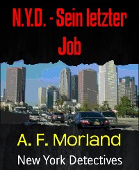 Cover N.Y.D. - Sein letzter Job