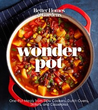 Cover Better Homes and Gardens Wonder Pot