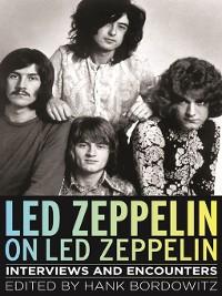 Cover Led Zeppelin on Led Zeppelin