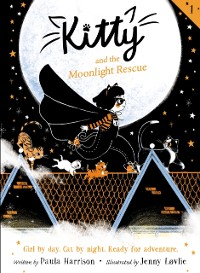 Cover Kitty and the Moonlight Rescue