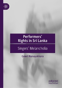 Cover Performers' Rights in Sri Lanka