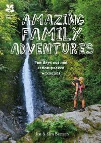 Cover Amazing Family Adventures