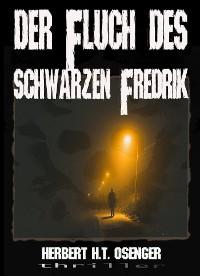 Cover Der Fluch des schwarzen Fredrik
