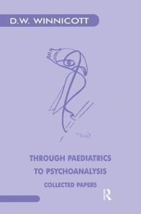 Cover Through Paediatrics to Psychoanalysis