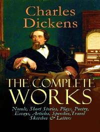 Cover The Complete Works of Charles Dickens