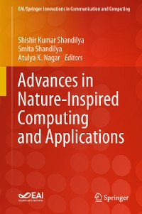 Cover Advances in Nature-Inspired Computing and Applications