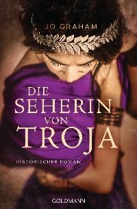 Cover Die Seherin von Troja