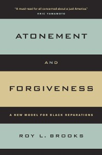Cover Atonement and Forgiveness