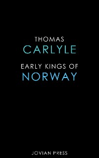 Cover Early Kings of Norway