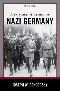 Cover A Concise History of Nazi Germany