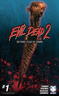 Cover Evil Dead 2: Beyond Dead by Dawn Chapter 1