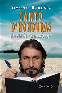 Cover Canto d'Honduras. Diario di un naufrago