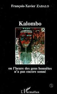 Cover KALOMBO