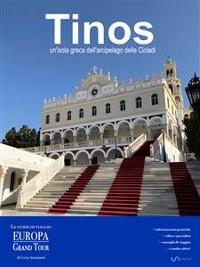 Cover Tinos, un'isola greca dell'arcipelago delle Cicladi