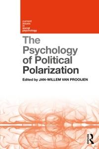 Cover Psychology of Political Polarization