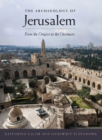 Cover Archaeology of Jerusalem