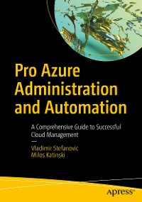 Cover Pro Azure Administration and Automation