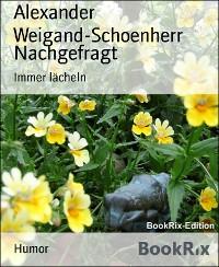 Cover Nachgefragt